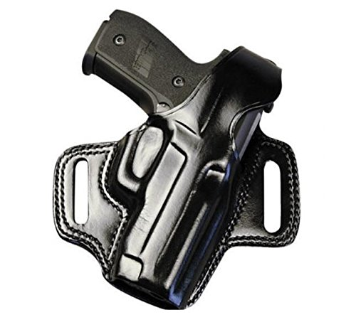 - Galco Fletch High Ride Belt Holster for S&W L FR 686 4-Inch (Black, Right-Hand)