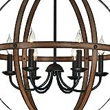 Westinghouse Lighting 6333600 Stella Mira Six-Light