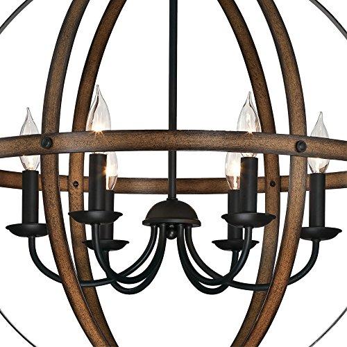 Kira Home Weston: Westinghouse Lighting 6333600 Stella Mira Six-Light Indoor