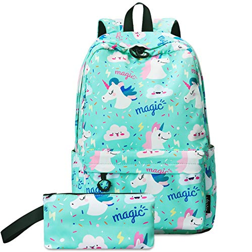 VentoMarea Back to School Bags for Teen Girls Backpack Student ()