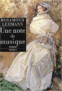 Une note de musique par Lehmann