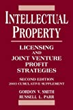 img - for Intellectual Property: Licensing and Joint Venture Profit Strategies 2003 Cumulative Supplement (Intellectual Property-General, Law, Accounting & Finance, Management, Licensing, Special Topics) book / textbook / text book