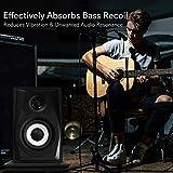 Sound Dampening Speaker Riser Foam - Audio Acoustic