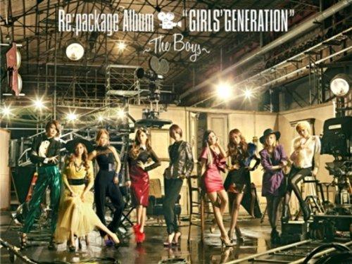 RE:PACKAGE ALBUM GIRLSGENERATION -THE BOYS-(+DVD+PHOTOBOOK)(ltd.digi-pak) ()