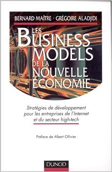 Les Business Models de la nouvelle économie