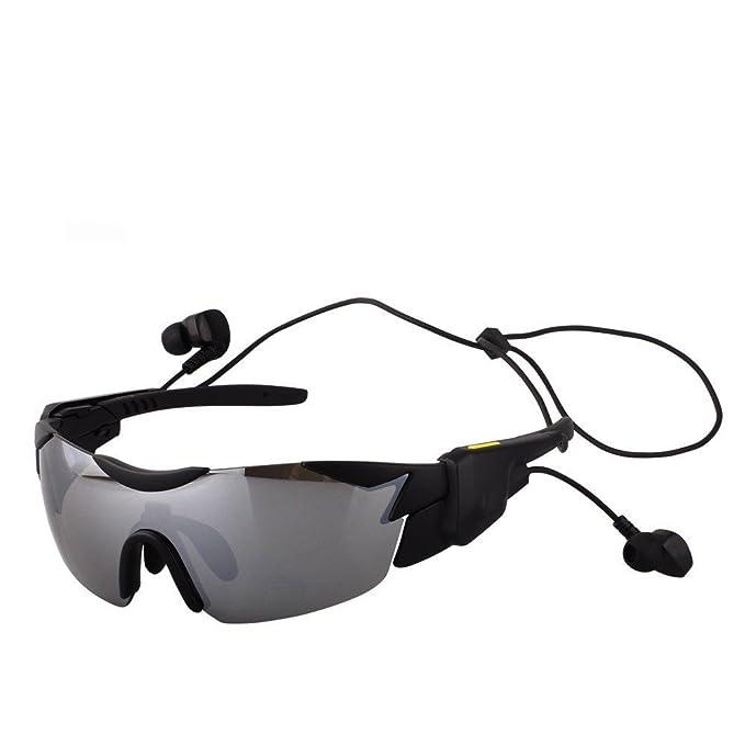 Shop 6 Gafas de sol Gafas de sol inteligentes unisex Bluetooth gafas polarizadas Bluetooth Senderismo gafas