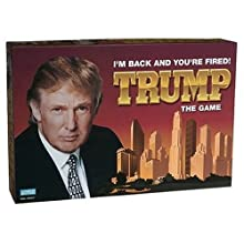 TRUMP the Game (Discontinued by manufacturer)