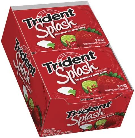 Gum: Trident Splash
