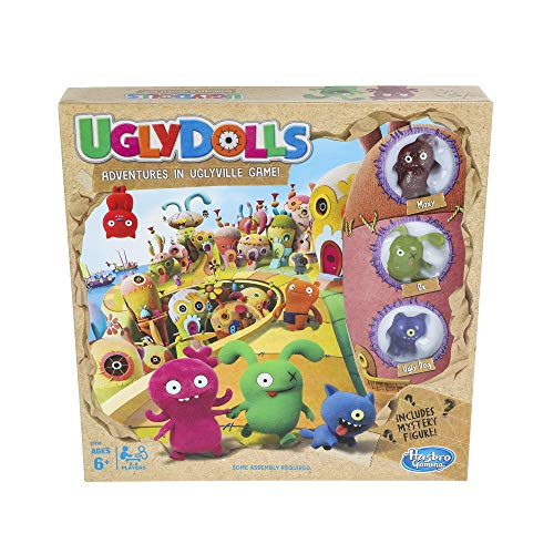 Hasbro Gaming Uglydolls: Adventures in Uglyville Board, used for sale  Delivered anywhere in USA