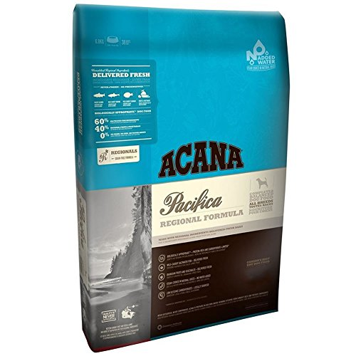Acana Pacifica Dry Dog Food (15lb - New Formula)