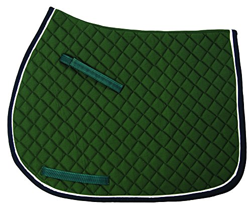 TuffRider All Purpose Pad w/Trim Hunter/Navy/Whit ()