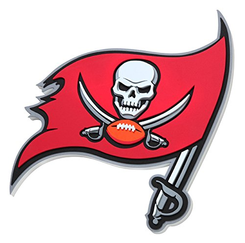 NFL Tampa Bay Buccaneers 3D Foam Wall Sign by FanFave