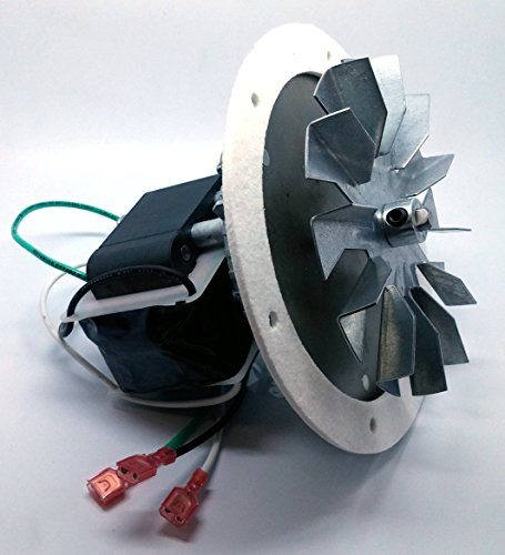 American Stove Company - US Stove American Harvest Combustion Exhaust Fan 80495 INCLUDES 5