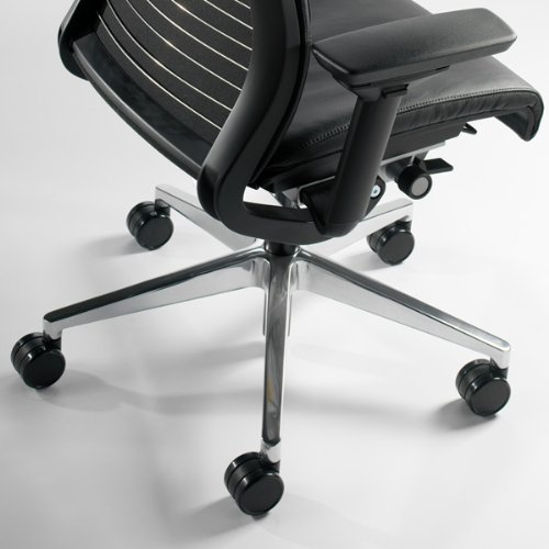 Steelcase Think Chair In Leather Workpro Chair House