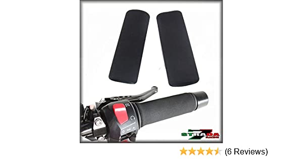Strada 7 Motorcycle Soft Grip Covers for BMW R 90 S R 100RS R 1100 GS R S RT
