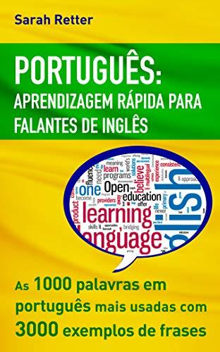 Português Aprendizagem Rápida Para Falantes De Inglês As