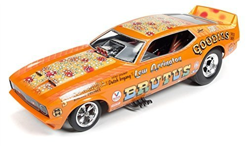 1971 Ford Mustang NHRA Funny Car Limited Edition to 750pcs 1/18 by Autoworld AW1169 ()