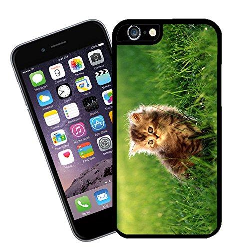 Chat 035–Coque pour iPhone-La-Housse pour Apple iPhone 6 (Pas plus de 6)-By Eclipse idées cadeaux