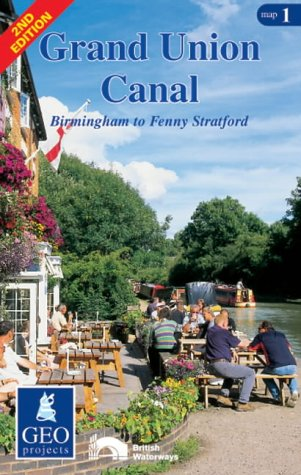 Grand Union Canal Map 1 ()