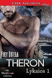 Theron [Lykaios 1] (Siren Publishing Classic ManLove)