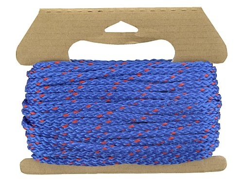 Connex DY2701711 Multifil Corde multi-usage 8,0 mm x 15 m Bleu//Rouge
