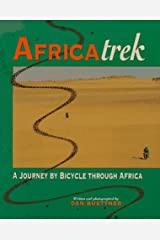 Africatrek: A Journey by Bicycle Through Africa Library Binding