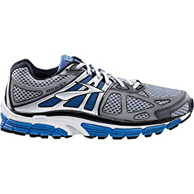 Amazon.com | Brooks Men's Beast 14 Running Shoes (Electric/Pavement/Silver,  9 D) | Road Running