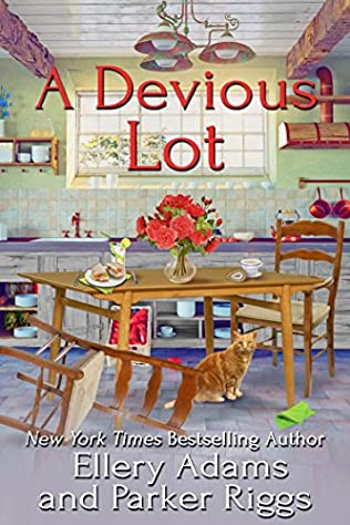 book cover of A Devious Lot