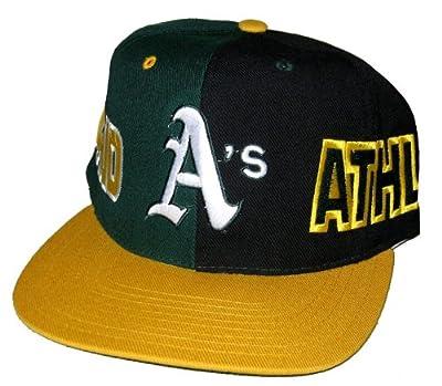 American Needle Men's Vintage Snapback Cap Oakland A'S Athletics