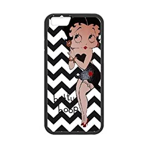 Betty Boop For iPhone 6 4.7 Inch Phone Cases JDT518471