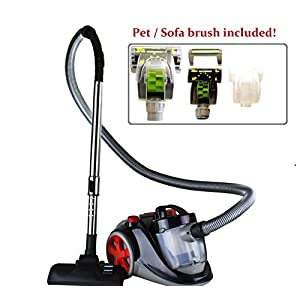 Hepa Canister Vacuum Cleaners