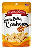 Beyond Nature, Honey Butter Cashews, 3 oz (Pack of 8) Review