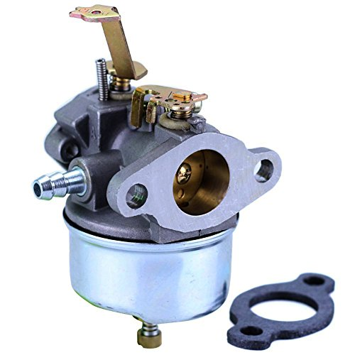 - FitBest Carburetor carb for Tecumseh 632230 632272 H30 H50 H60 HH60 Engines with Gasket