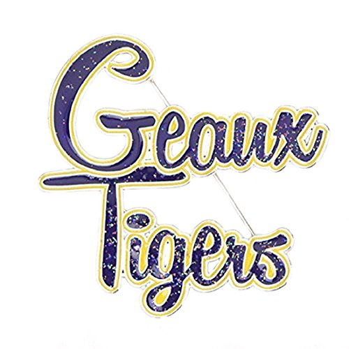 LSU Tigers Purple and Gold