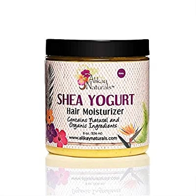 Shea Yogurt Hair Moisturizer
