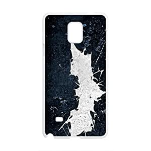 batman logo Phone Case for Samsung Galaxy Note4 Case