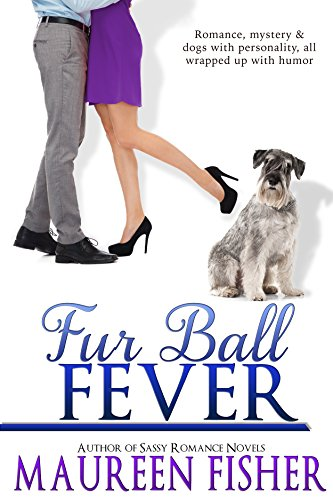 Book: Fur Ball Fever by Maureen Fisher