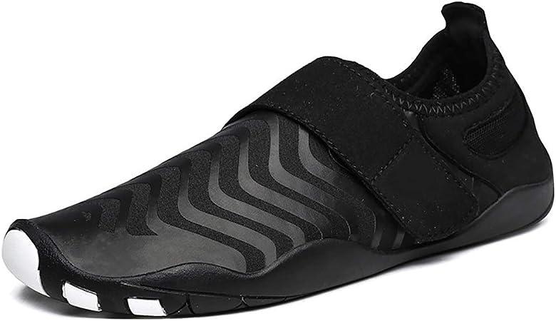 JOMSK Water Shoes Women's Men's Slip