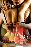 The Heat is On by Elle Kennedy front cover