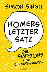 Homers letzter Satz: Die Simpsons und die Mathematik (German Edition)
