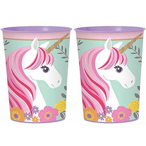 Unicorn Keepsake (Magical Unicorn Reusable Keepsake Cups (2ct))