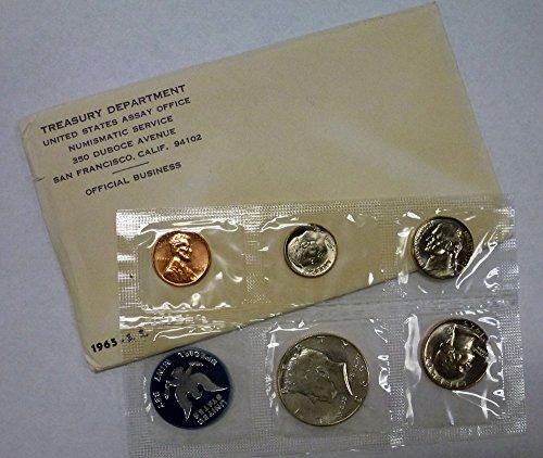 (1965 Mint Set Uncirculated)