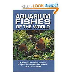 Aquarium Fishes of the World Herbert Axelrod