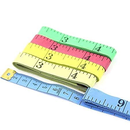 Suave cinta Cuerpo /Útil regla de medici/ón de costura a medida