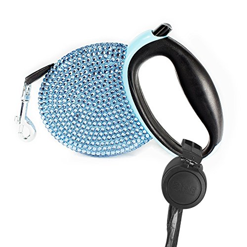 Blue Dog Flexible Leash - 3