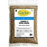 Ground Pumpkin, Sunflower, Chia, Flax, Hemp Seed Meal, 2 LBS By Gerbs - Top 14 Food Allergy Free & NON GMO - Vegan & Keto Safe – Premium Full Oil Content Protein Powder
