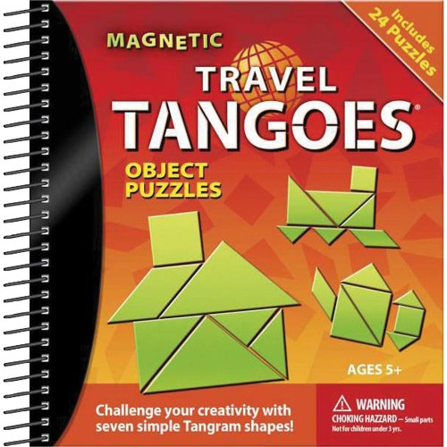Tangoes TT300 Travel Object Puzzles product image