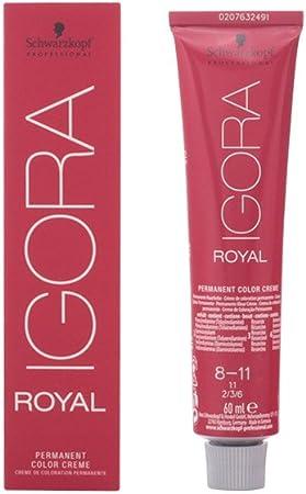 Schwarzkopf Igora Royal Color Crema 8-11 03/13 60 ml ...