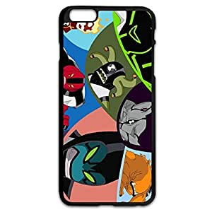 Ben10 Thin Fit Case Cover For IPhone 6 Plus (5.5 Inch) - Cover