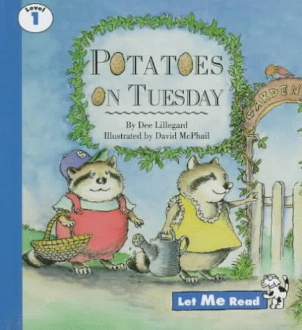 Potatoes on Tuesday, Let Me Read Series, Trade Binding (Year Of The Raccoon)